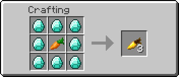 imdeity special recipes blocks and items guide